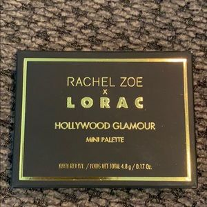Lorac Rachel Zoe Hollywood glamour mini palette